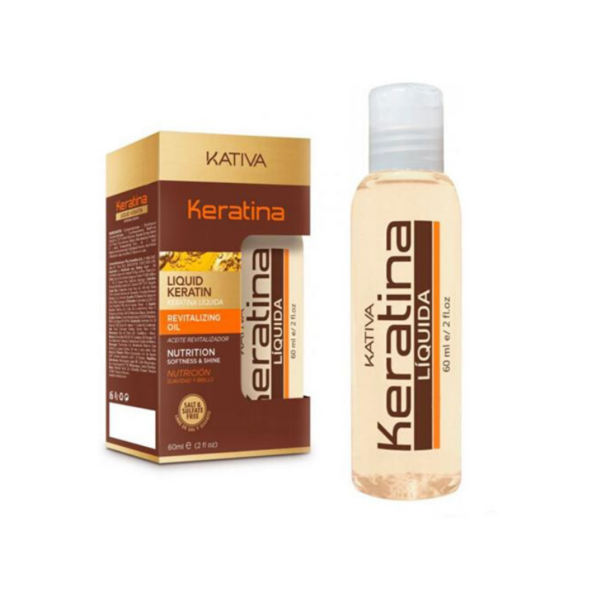 Kativa Keratina Liquida Revitalizing Oil 60ml