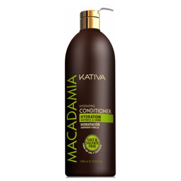 Kativa Macadamia Acondicionador 1000ml