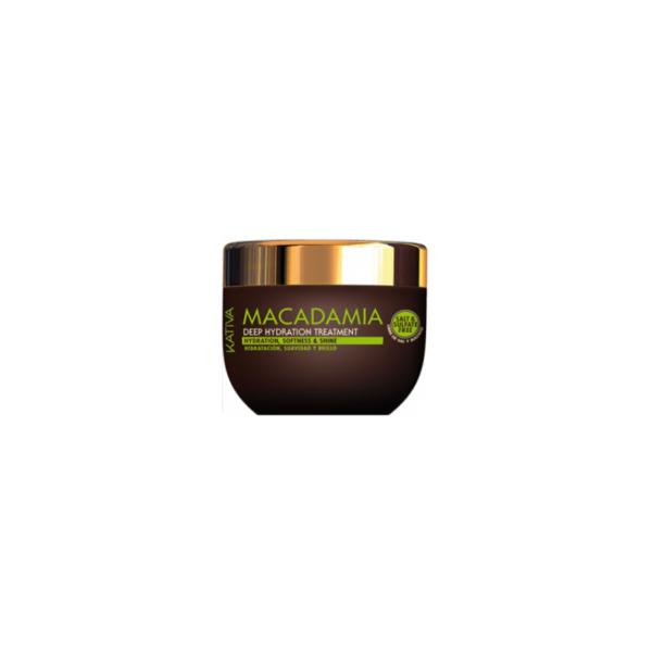 Kativa Macadamia Mascarilla 250ml