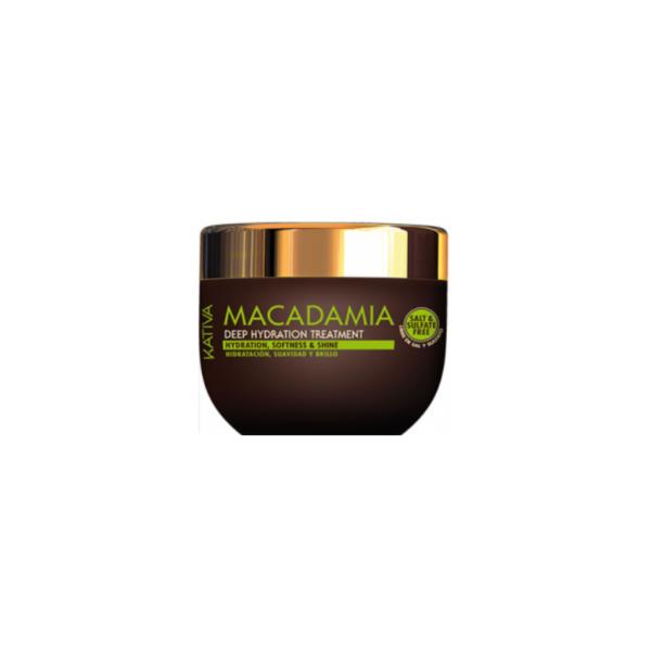 Kativa Macadamia Mascarilla 500ml