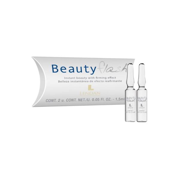 Lendan Beauty Flash Belleza Instatantanea Efecto Reafirmante 2×1,5ml