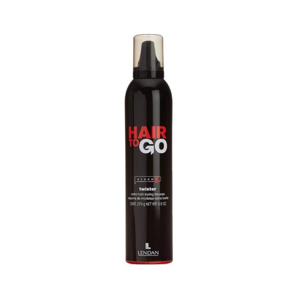 Lendan Hair To Go Twister Espuma De Modelaje Extra Fuerte 300ml