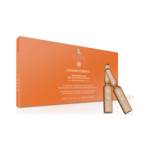 Lendan Vitamin Forza C Tratamiento Reparador Intensivo 12x2ml