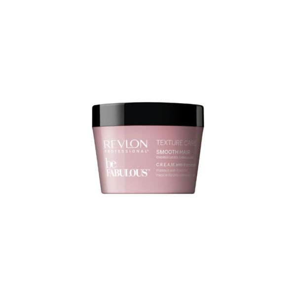 Revlon Professional Be Fabulous Mscarilla Texture Care Smooth Hair 200ml