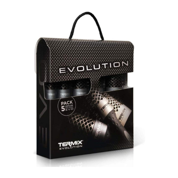Termix Pack De 5 Cepillos Evolution Plus