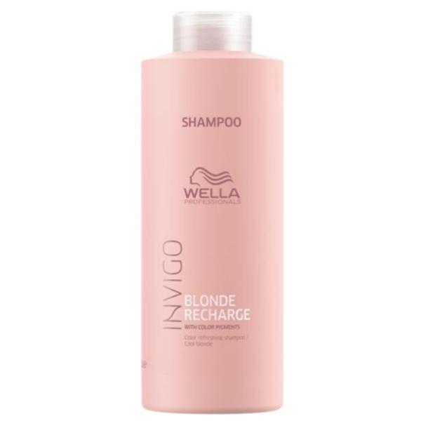 Wella Professionals Invigo Champú Blonde Recharge 1000ml