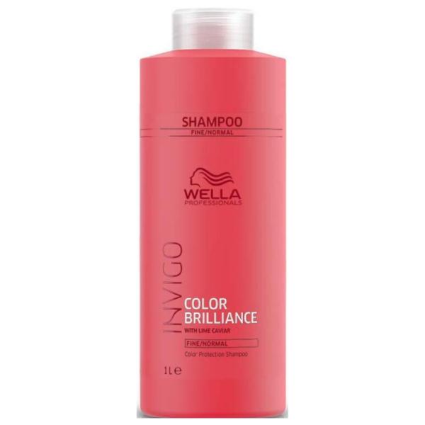 Wella Professionals Invigo Color Brilliance Cabello Fino/Normal Champú 1000ml