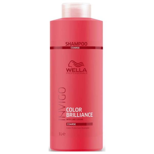 Wella Professionals Invigo Color Brilliance Cabello Grueso Champú 1000ml