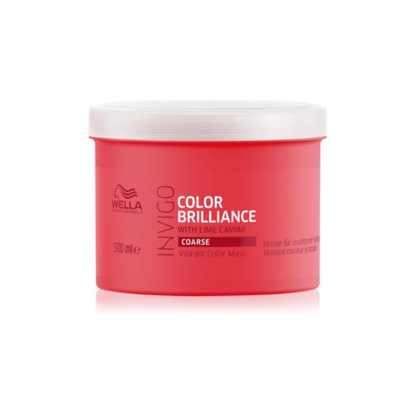 Wella Professionals Invigo Color Brilliance Cabello Grueso Mascarilla 500ml