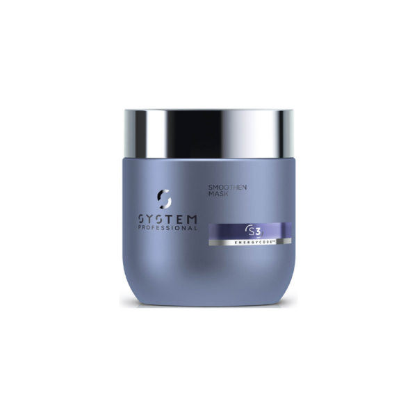 Wella System Professional Smoothen Mascarilla Luxurious Smoothness 400ml
