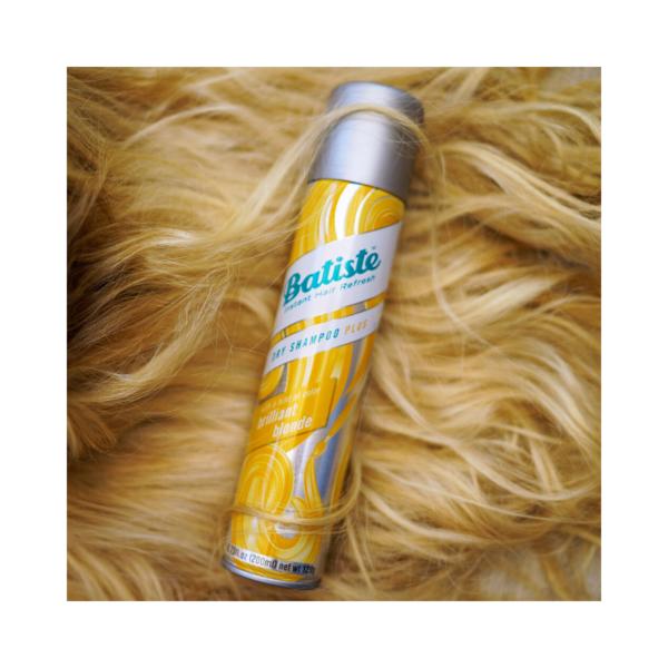 Batiste Dry Champú Brillant Blonde 200ml