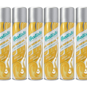 Batiste Dry Champú Brillant Blonde 6 x 200ml