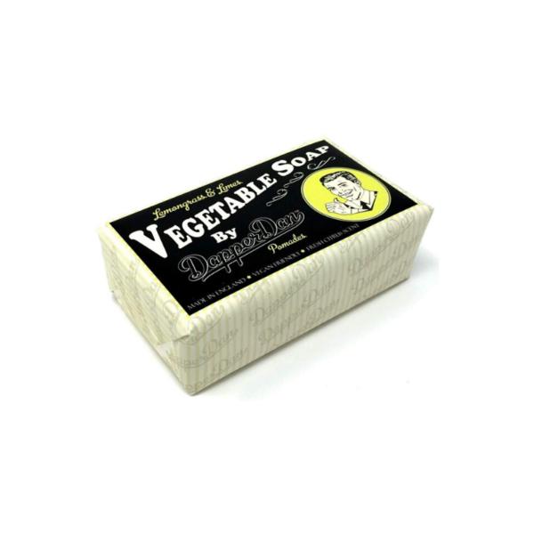 Dapper Dan Lemongrass Y Limes Vegetable Soap 190gr