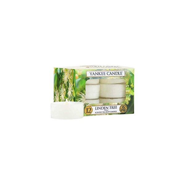 Yankee Candle Linden Tree Pack 12 Unidades
