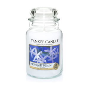 Yankee Candle Vela En Tarro Midnight Jasmine 623gr