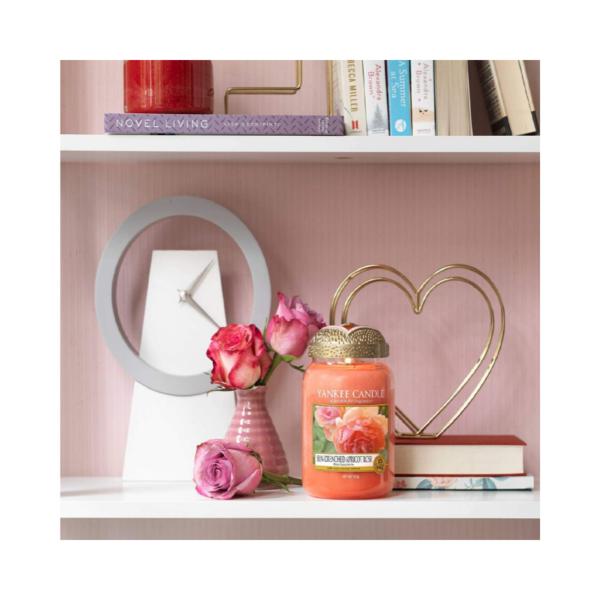 Yankee Candle Vela En Tarro Sun-Drenched Apricot Rose 623gr