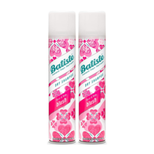 Batiste Dry Champú Blush 2 x 200ml