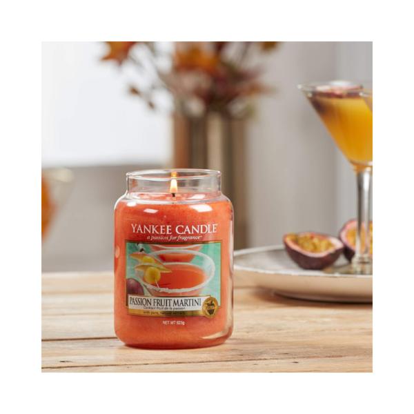 Yankee Candle Vela En Tarro Passion Fruit Martini 623gr