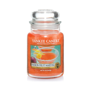 Yankee Candle Vela En Tarro Passion Fruit Martini 623gr