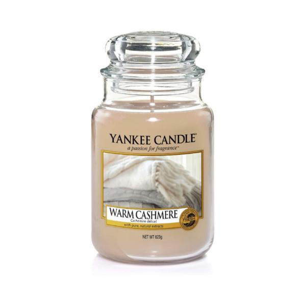 Yankee Candle Vela En Tarro Warm Cashmere 623gr