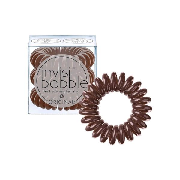 Invisibobble Original Pretzel Brown 3 Unidades