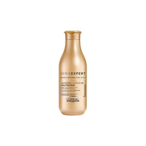 L´Oreal Serie Expert Acondicionador Glycerol + Coco Oil Nutrifier 200ml