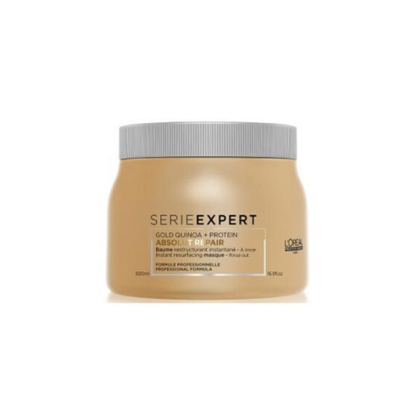 L´Oreal Serie Expert Mascarilla Gold Quinoa + Protein Absolut Repair 500ml