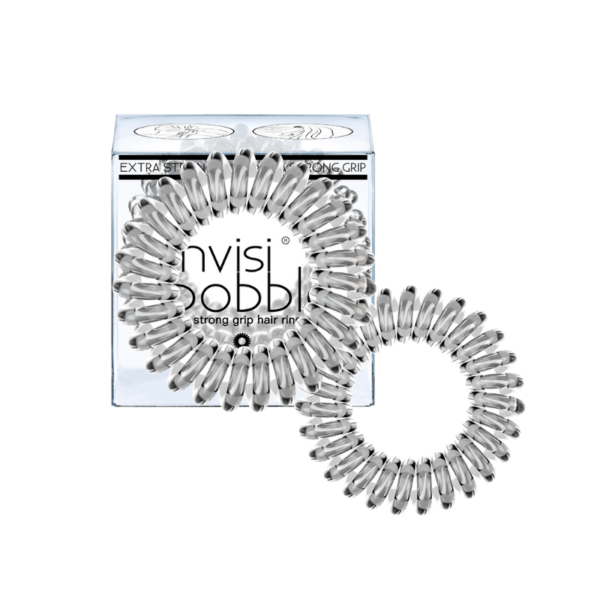 Invisibobble Power Crystal Clear 3 Unidades
