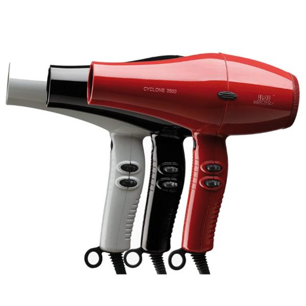 JRL Secador De Pelo Cyclone 3500 Ionic 2100w Color Rojo