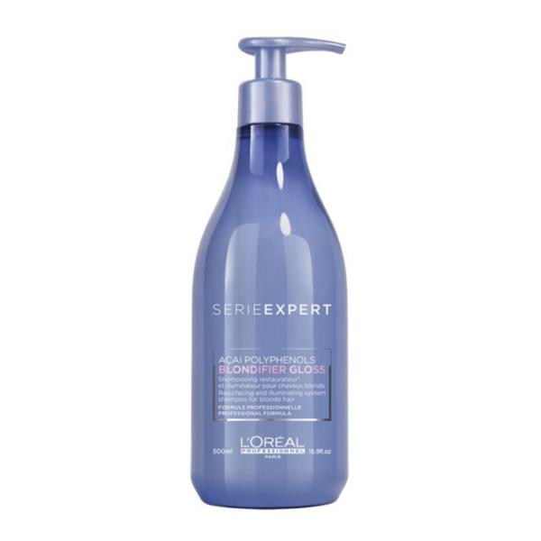 L´Oreal Serie Expert Blondifier Gloss Champú 500ml