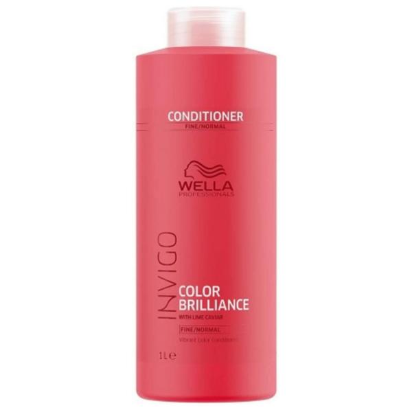 Wella Professionals Invigo Color Brilliance Cabello Fino/ Normal Acondicionador 1000ml