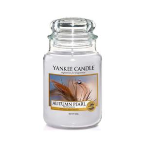 Yankee Candle Vela En Tarro Autumn Pearl 623gr