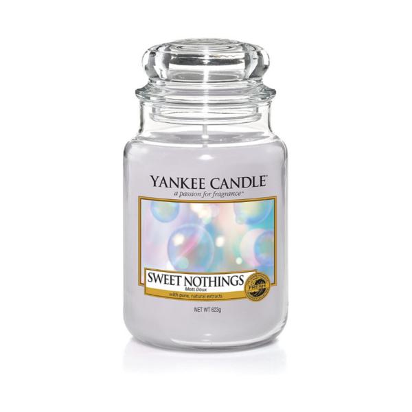 Yankee Candle Vela En Tarro Sweet Nothings 623gr