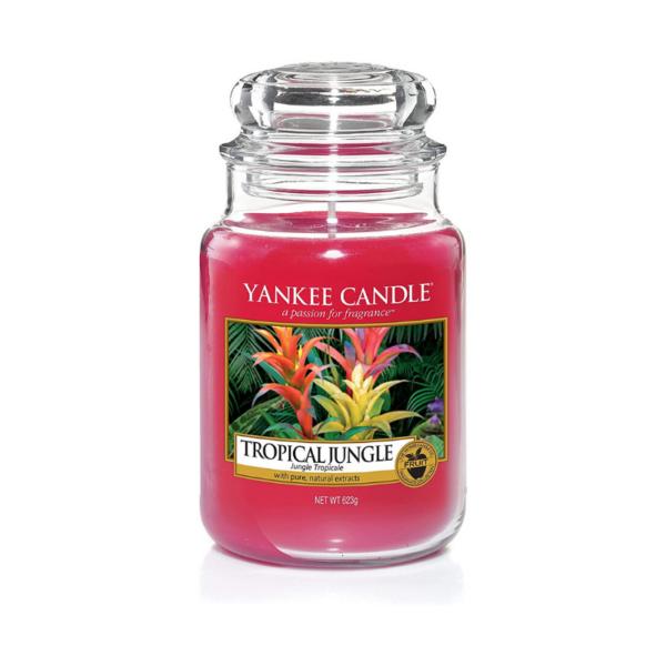 Yankee Candle Vela En Tarro Tropical Jungle 623gr