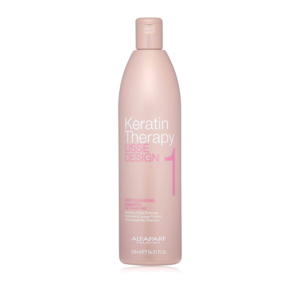 Alfaparf Keratin Therapy Lisse Desing 1 Deep Cleasing Champú 500ml