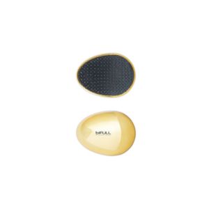 Bifull Profesional Cepillo Desenredante Mini Chrome Dorado