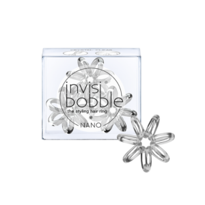 Invisibobble Nano Crystal Clear 3 Unidades