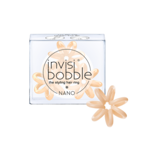 Invisibobble Nano To Be or Nude To Be 3 Unidades