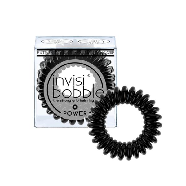 Invisibobble Power True Black 3 Unidades