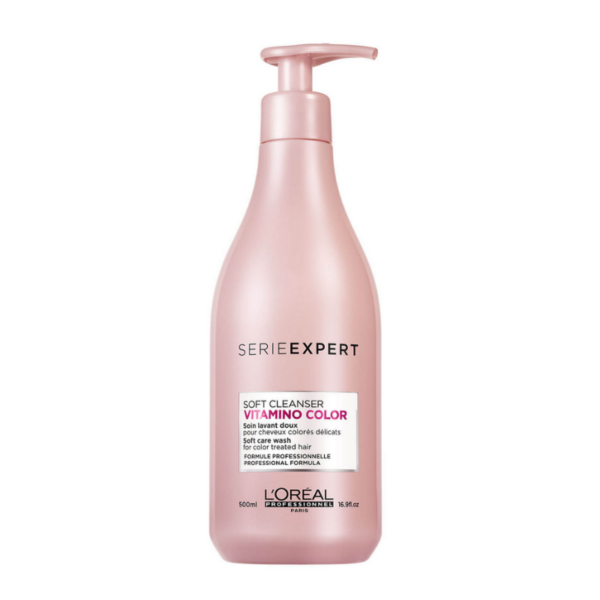 L´Oreal Serie Expert Soft Cleanser Vitamino Color Champú 500ml