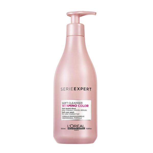 L´Oreal Serie Expert Soft Cleanser Vitamino Color Champú 500ml