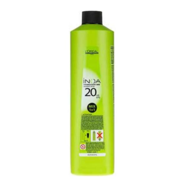 L'oreal Inoa Crema Oxidante 6% 20 Vol 1000ml