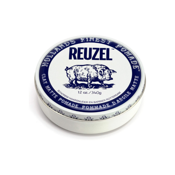 Reuzel Hollands Finest Clay Matte Pomade 340gr