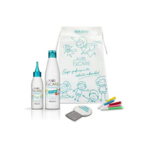 Salerm Cosmetics Kit Para Eliminar Piojos Kids&Care