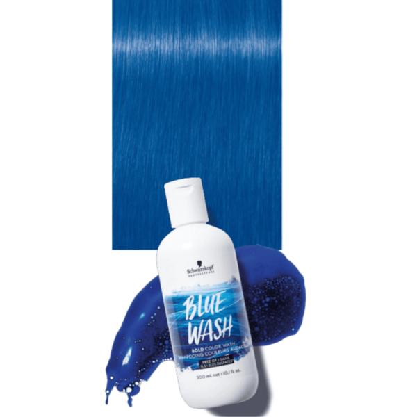 Schwarzkopf Bold Color Wash Blue Wash 300ml