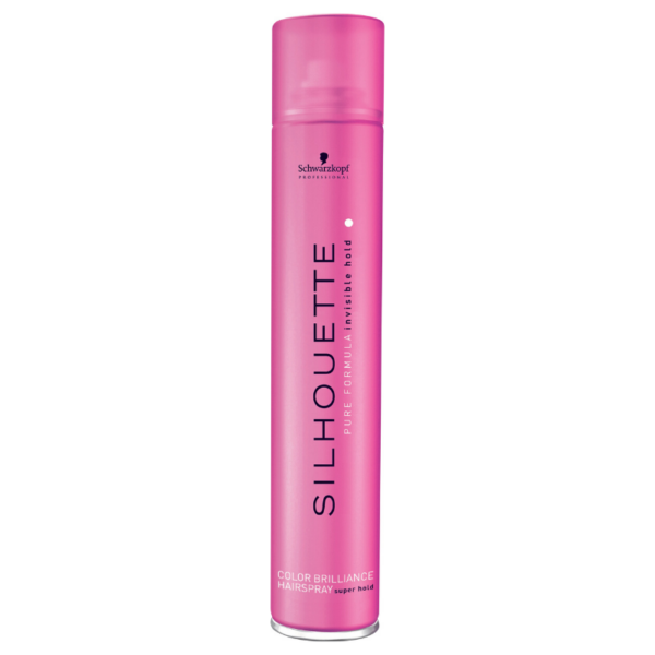 Schwarzkopf Silhouette Color Brillance Hairspray 750ml