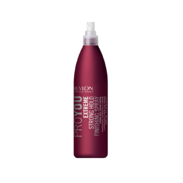 Revlon Pro You Extreme Strong Hold Finishing Spray 350ml