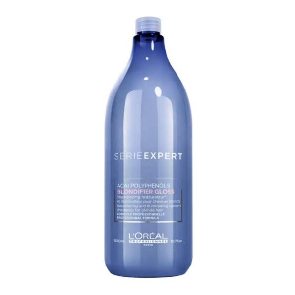 L´Oreal Serie Expert Blondifier Gloss Champú 1500ml