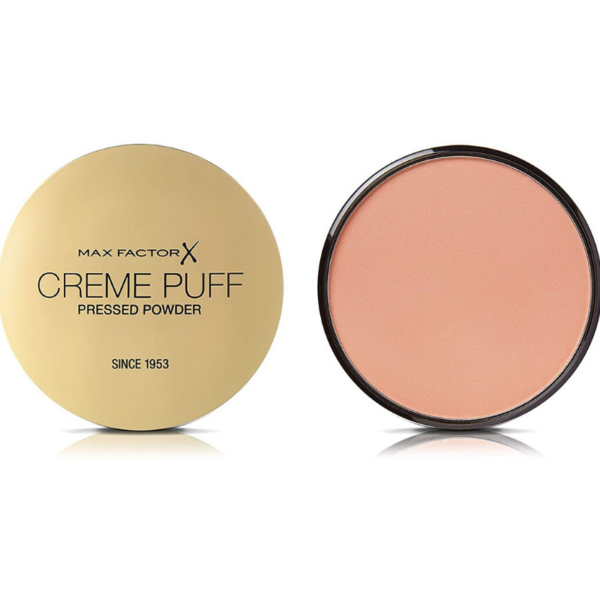 Max Factor Creme Puff Pressed Powder 55 Candle Glow 21gr