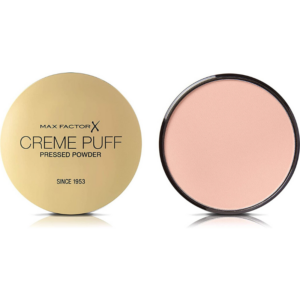 Max Factor Creme Puff Pressed Powder 085 Light Gray 21gr